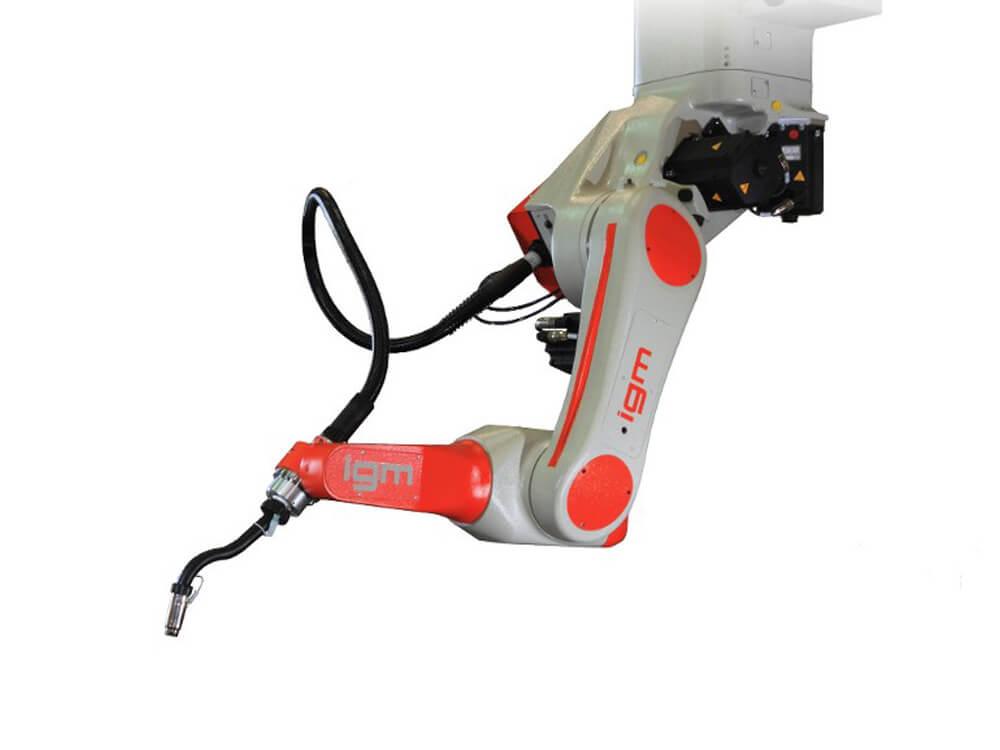 ROBOTERSYSTEM RT280-6 IGM