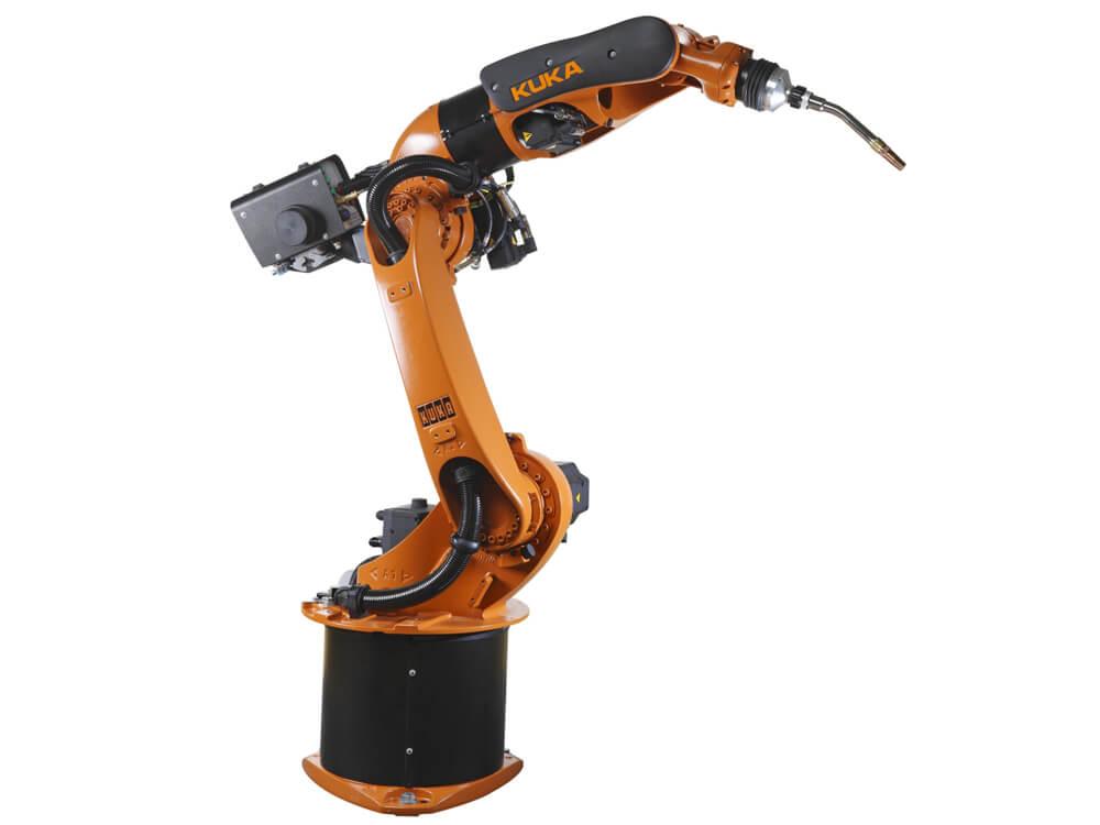 KUKA Roboter Anlage KR6